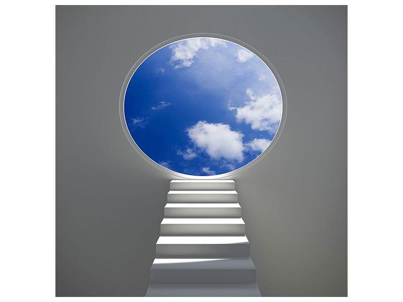 Acrylglasbild Himmelstreppe