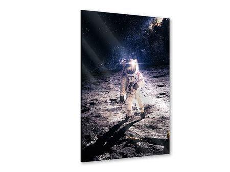Acrylglasbild Der Astronaut