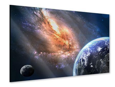 Acrylglasbild Universus