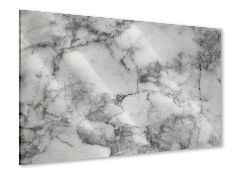 Acrylglasbild Klassischer Marmor
