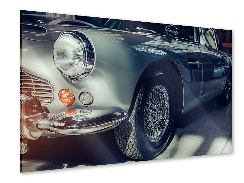 Acrylglasbild Classic Car