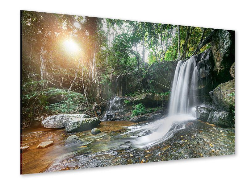 Acrylglasbild Naturschauspiel