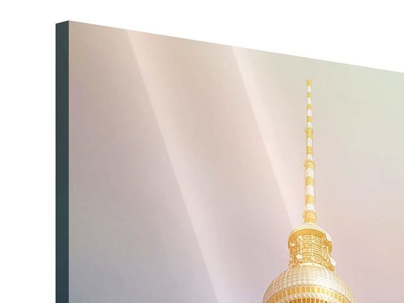 Acrylglasbild Berliner Fernsehturm