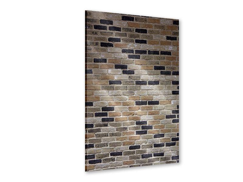 Acrylglasbild Backsteinmauer