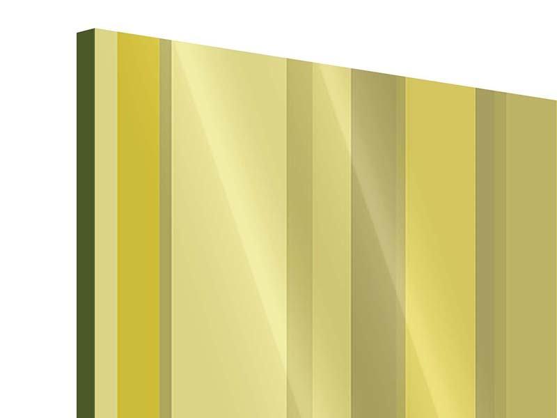 Acrylglasbild Streifen