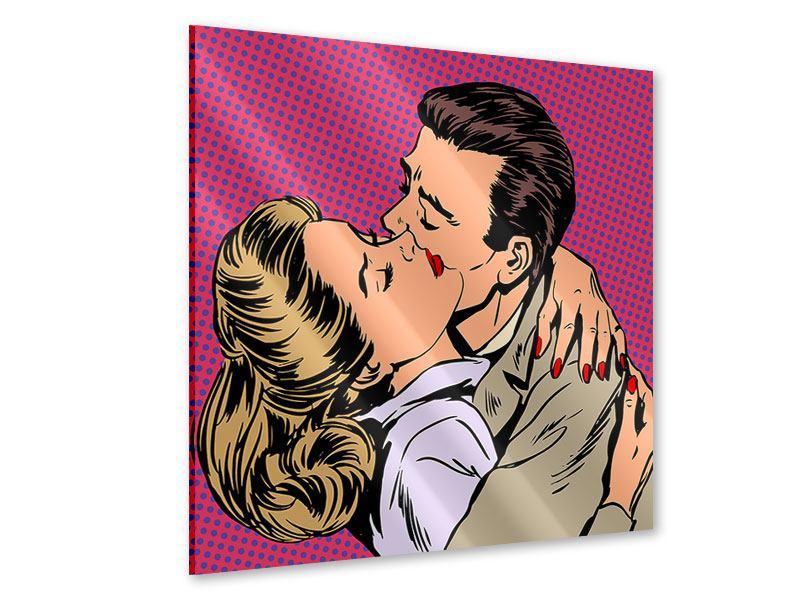 Acrylglasbild Pop Art Sehnsucht