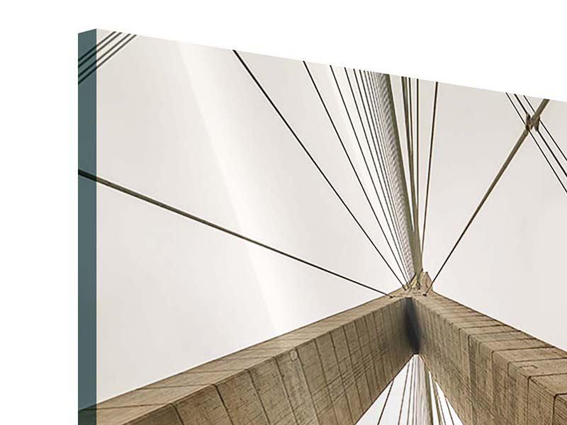 Acrylglasbild Brücke