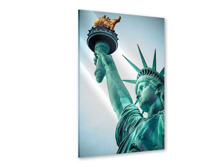 Acrylglasbild Freiheitsstatue