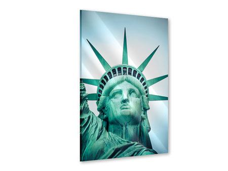 Acrylglasbild Statue of Liberty