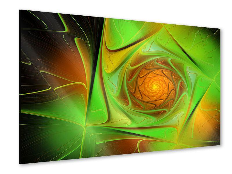 Acrylglasbild Abstraktionen