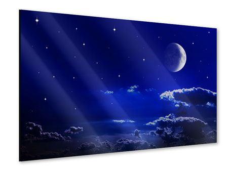Acrylglasbild Der Nachthimmel
