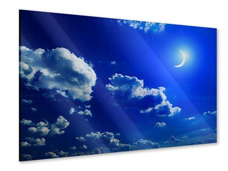 Acrylglasbild Der Mond