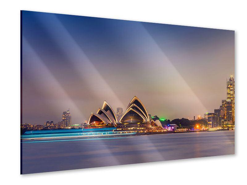 Acrylglasbild Opera House