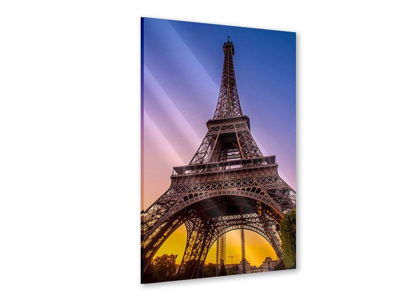 Acrylglasbild Paris- Eiffelturm