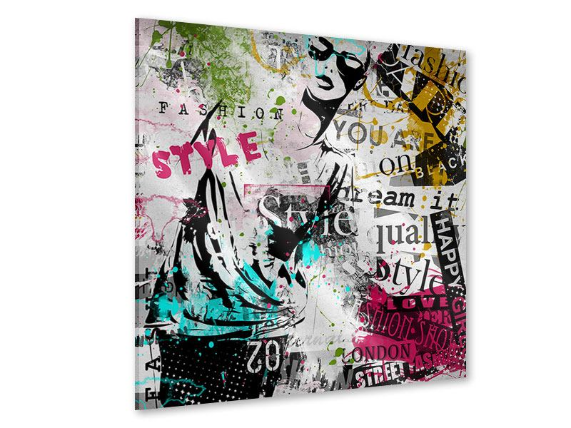 Acrylglasbild Fashion