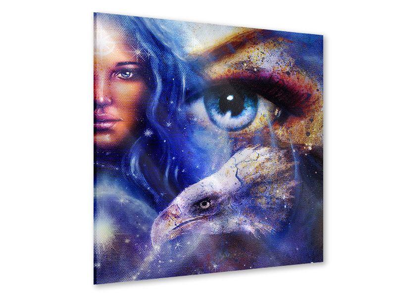 Acrylglasbild Eyecatcher