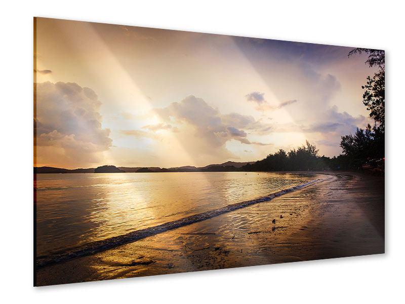 Acrylglasbild Das Ufer