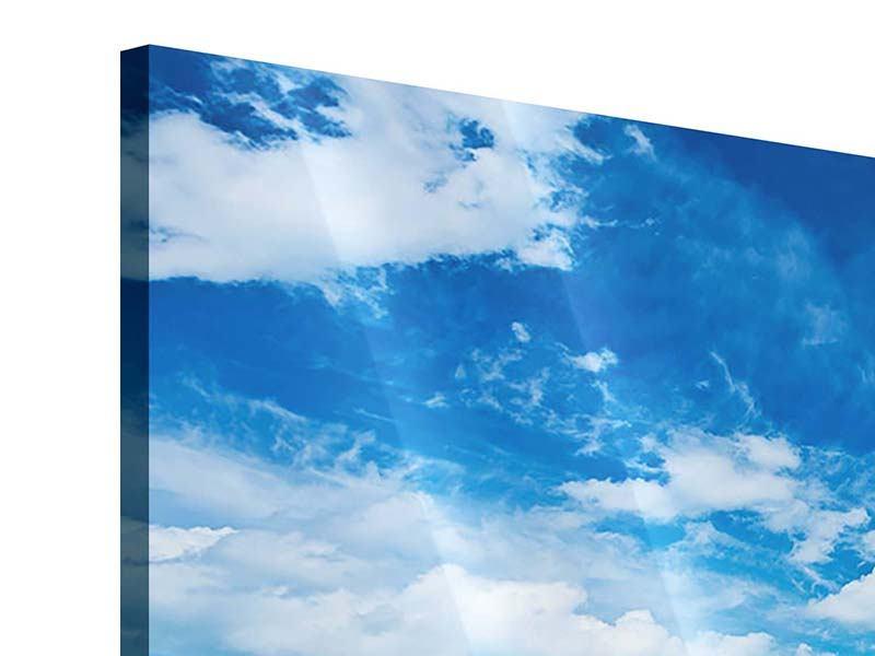 Acrylglasbild Himmel und Wasser