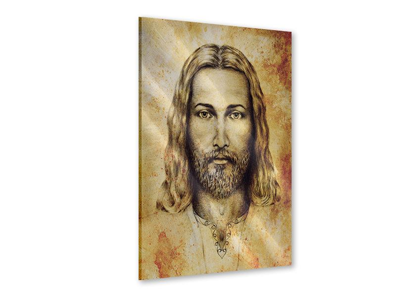 Acrylglasbild Jesus Gemälde