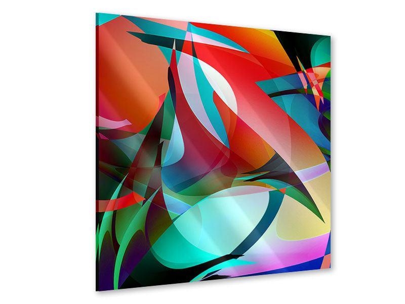 Acrylglasbild Paint