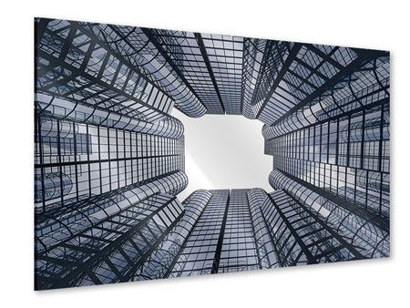 Acrylglasbild Besondere Perspektive