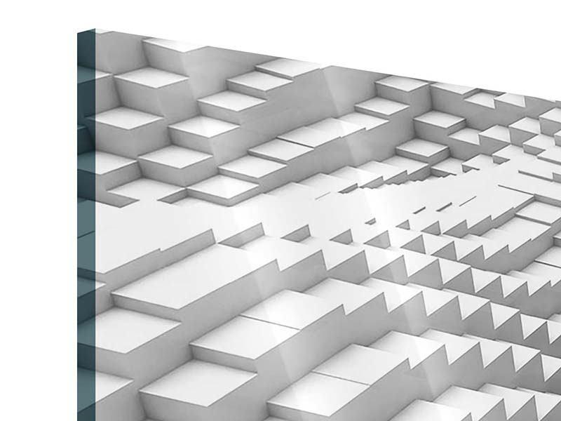 Acrylglasbild 3D-Elemente