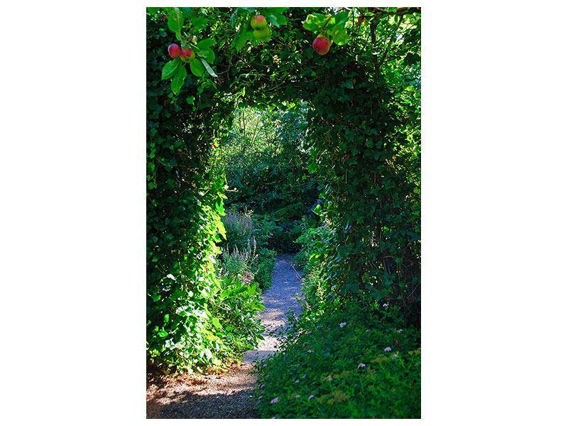 Acrylglasbild Im Paradiesgarten