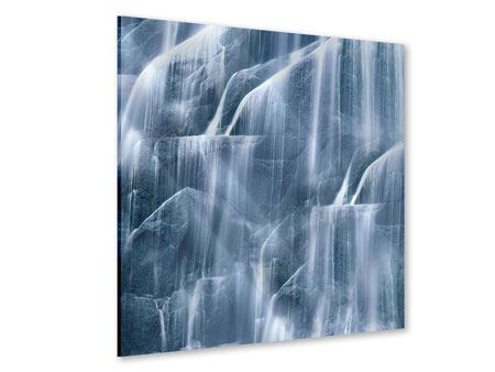 Acrylglasbild Waterfall