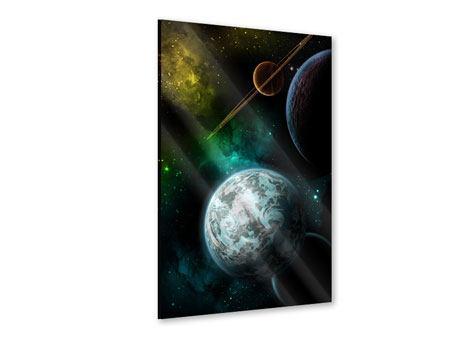 Acrylglasbild Der Weltraum