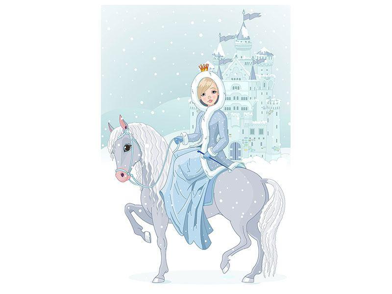 Acrylglasbild Prinzessin