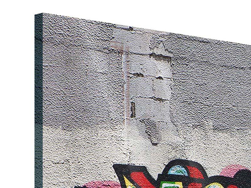 Acrylglasbild Graffiti in New York