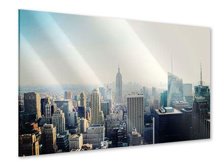 Acrylglasbild NYC