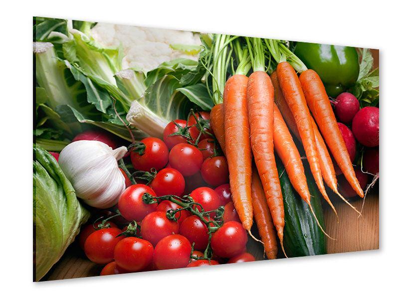 Acrylglasbild Gemüse