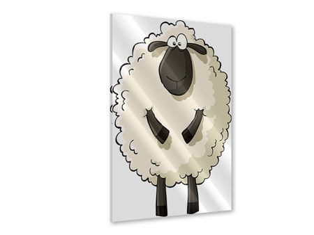 Acrylglasbild The Sheep