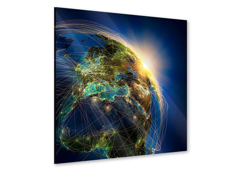 Acrylglasbild Der Planet Erde