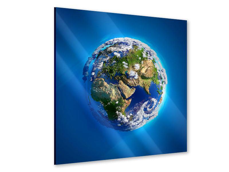 Acrylglasbild Planet Earth