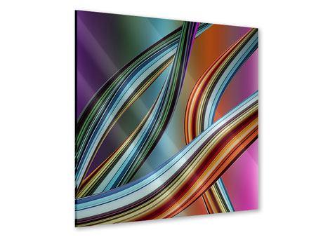 Acrylglasbild Wellengleich