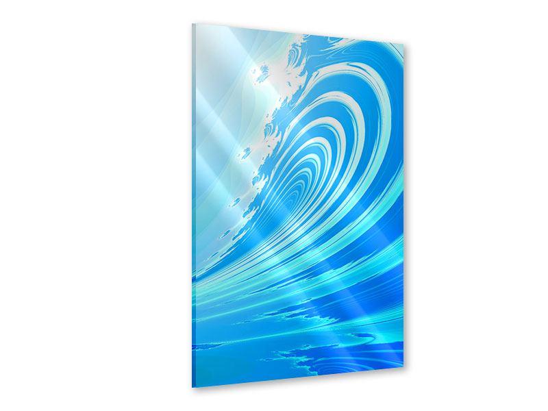 Acrylglasbild Abstrakte Waves