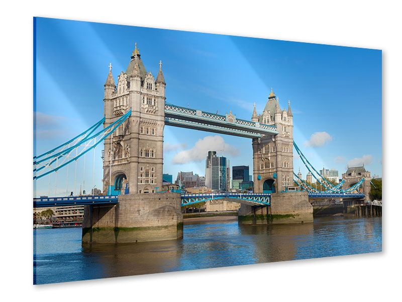 Acrylglasbild Die Tower Bridge