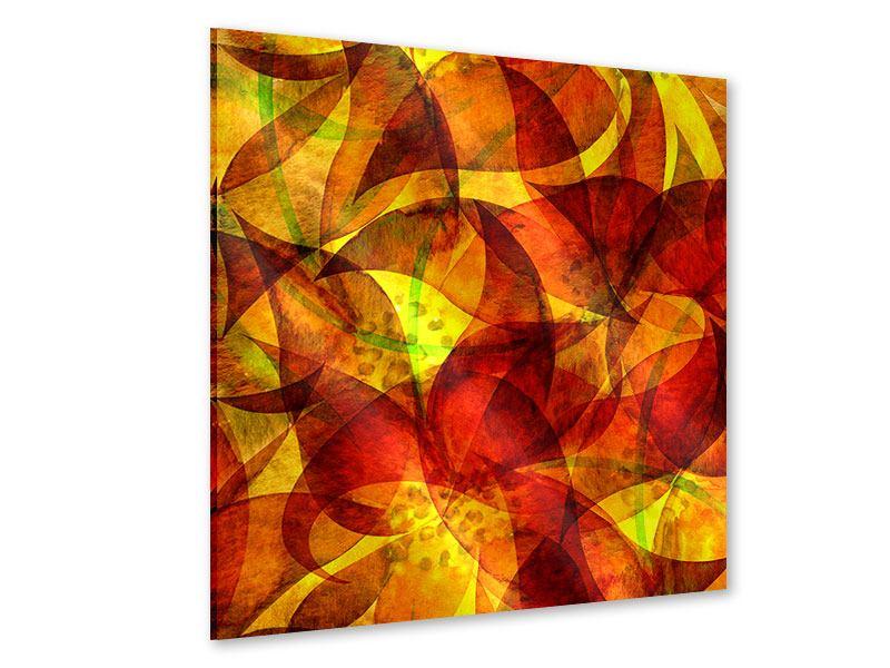 Acrylglasbild Abstraktes Gemälde