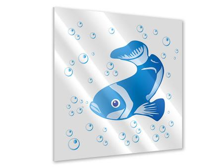 Acrylglasbild Fischi