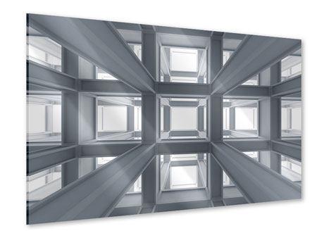Acrylglasbild Räume