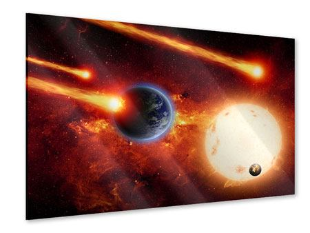 Acrylglasbild Der Kosmos