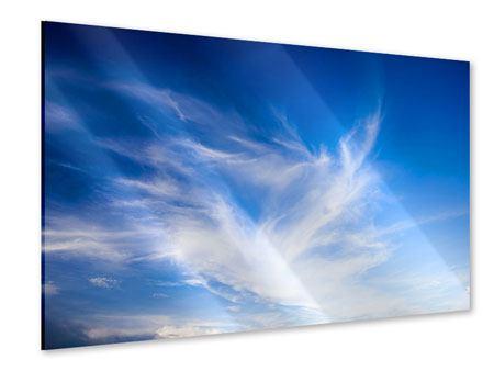 Acrylglasbild Schleierwolken