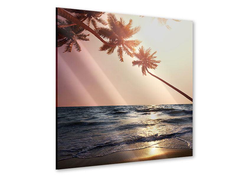 Acrylglasbild Am Meer