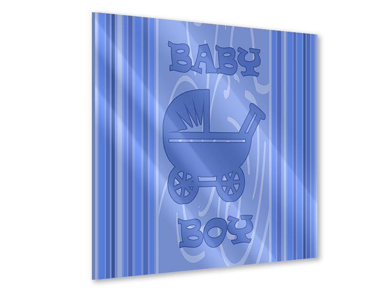 Acrylglasbild Baby-Boy