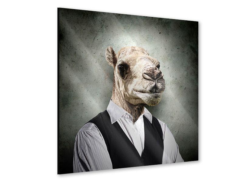 Acrylglasbild Das Portrait
