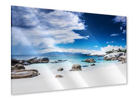 Acrylglasbild Inselfeeling