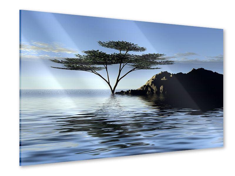 Acrylglasbild Naturfaszination