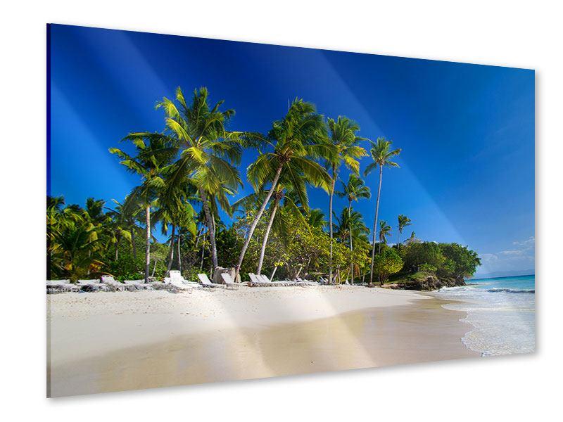 Acrylglasbild Aloha